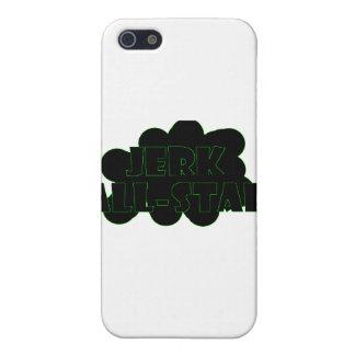 jerk all star iPhone 5 cases