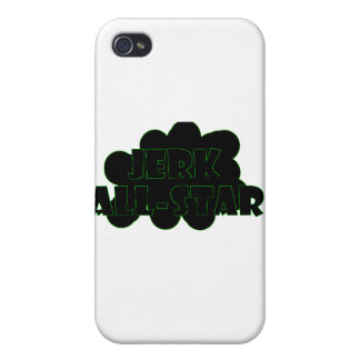jerk all star iPhone 4 covers