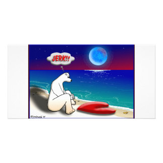 JERK CUSTOM PHOTO CARD