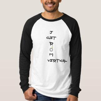 Jerome, AZ Get Vertical Jersey With Logo T-shirts