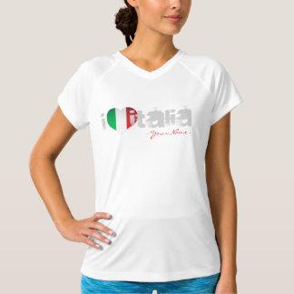 JERRILLA Design Custom Dry sport T-shirt Italy