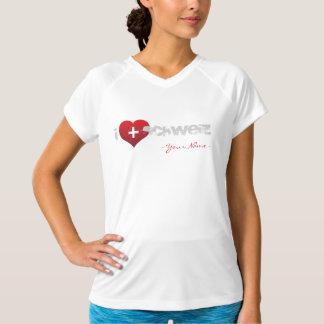 JERRILLA Design Custom Dry T-shirt Switzerland