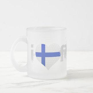 JERRILLA Design Custom Finland Mug Cup