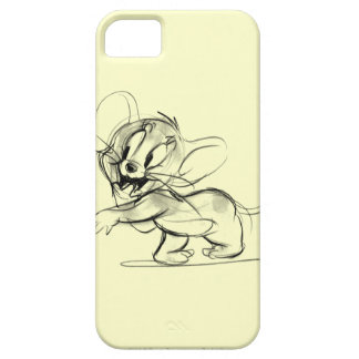 Jerry Bashful Sketch iPhone 5 Cover