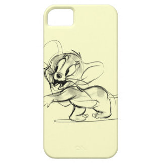 Jerry Bashful Sketch iPhone 5 Covers