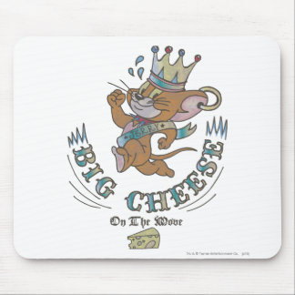 Jerry Big Cheese On The Moon 2 Mouse Pads