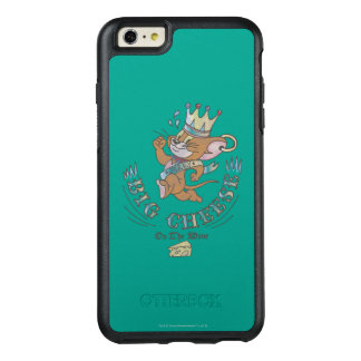 Jerry Big Cheese On The Moon 2 OtterBox iPhone 6/6s Plus Case