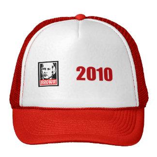 JERRY BROWN 2010 CAP