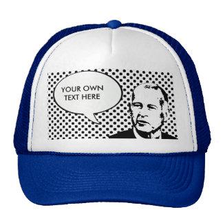 JERRY BROWN - TRUCKER HATS