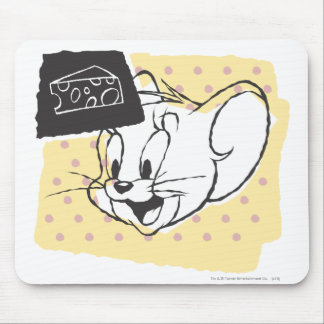 Jerry Cheese Mousepads