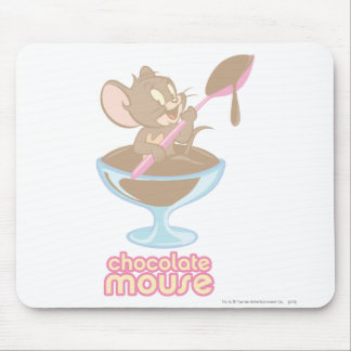 Jerry Chocolate Mouse Mouse Mat