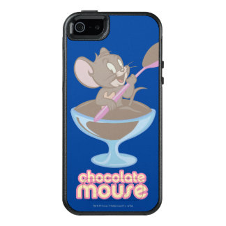Jerry Chocolate Mouse OtterBox iPhone 5/5s/SE Case