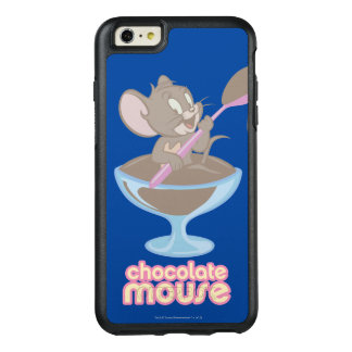 Jerry Chocolate Mouse OtterBox iPhone 6/6s Plus Case