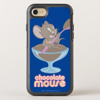 Jerry Chocolate Mouse OtterBox Symmetry iPhone 8/7 Case