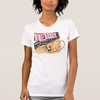 Jerry Face on Cheese T Shirt