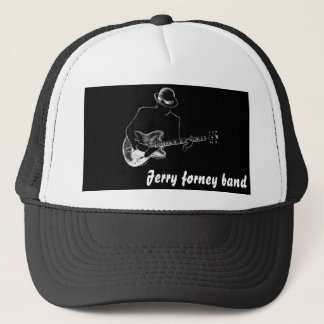 Jerry Forney Band Cap