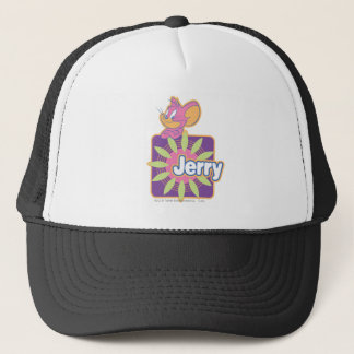 Jerry Neon Mouse Trucker Hat