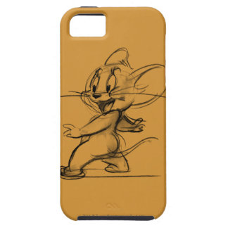 Jerry Side Sketch iPhone 5 Case