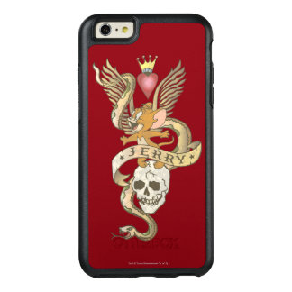 Jerry Twisted Tattoo 2 OtterBox iPhone 6/6s Plus Case