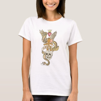 Jerry Twisted Tattoo 2 T-Shirt