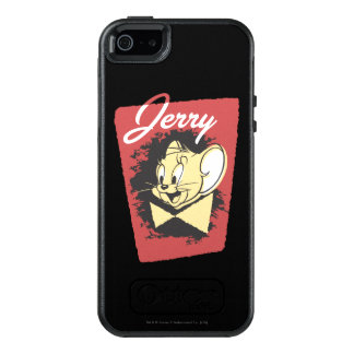 Jerry Yellow Botiw Logo OtterBox iPhone 5/5s/SE Case