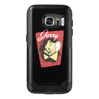 Jerry Yellow Botiw Logo OtterBox Samsung Galaxy S7 Case