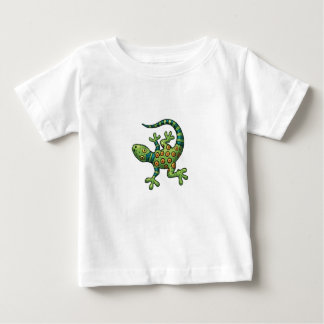 Jersey Baby Boys T-Shirt - Cartoon Iguana