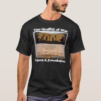 Jersey Barrier Memorial/Garfield Quote T-Shirt