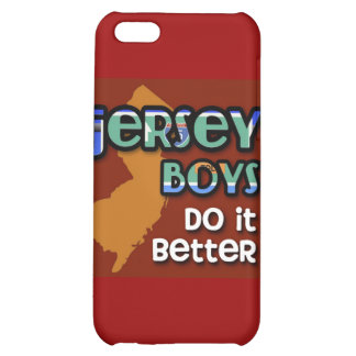 Jersey Boys Do It Better Case For iPhone 5C