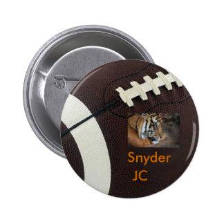 Jersey City Henry Snyder HS Buttons