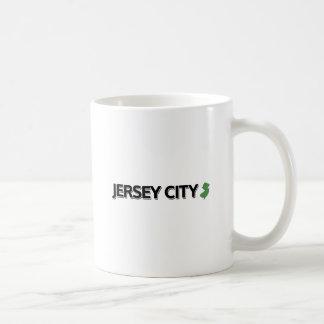 Jersey City, New Jersey Basic White Mug