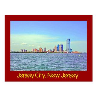 Jersey City, New Jersey, U.S.A. Postcards