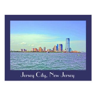 Jersey City, New Jersey, U.S.A. Post Cards