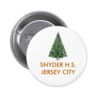 JERSEY CITY SNYDER XMAS BUTTON