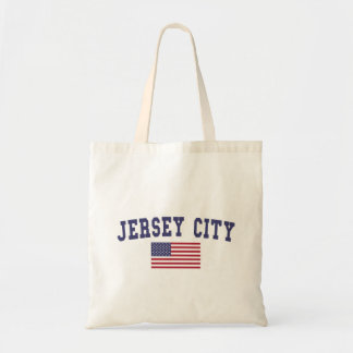 Jersey City US Flag
