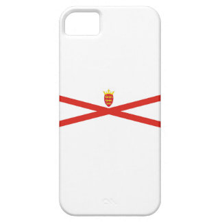 Jersey country flag nation symbol iPhone 5 cover