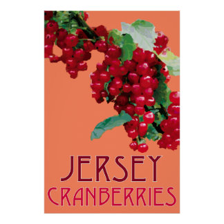 Jersey_Cranberries Poster