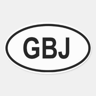 Jersey GBJ Sticker
