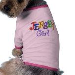Jersey Girl Dog Shirt