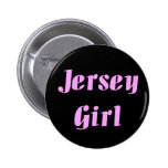 JERSEY GIRL Embroidered Hat Pin