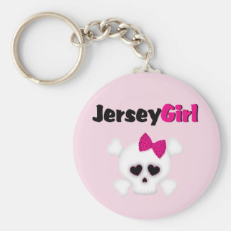 Jersey Girl Key Chain