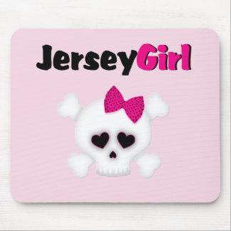 Jersey Girl Mousepad