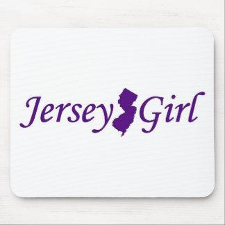 Jersey Girl Mousepads