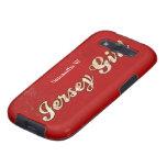 Jersey Girl Samsung Galaxy SIII Case