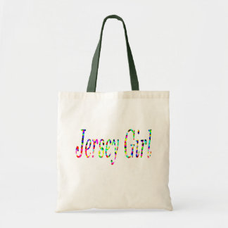 jersey girl tote bags