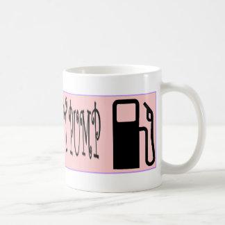 Jersey Girls Don't Pump Gas Basic White Mug