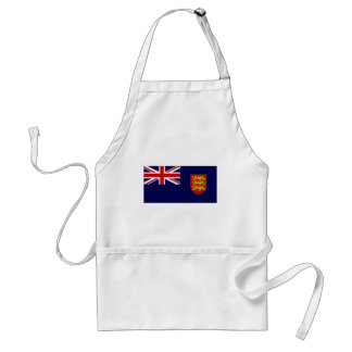 Jersey Government Ensign Aprons