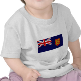 Jersey Government Ensign T Shirts