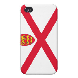 Jersey National Nation Flag  iPhone 4/4S Cases