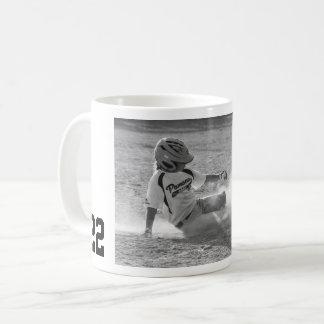 Jersey Number Sports Photo Coffee Mug